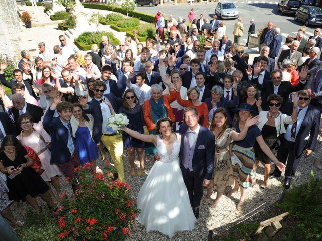 Le mariage de Grégoire et Julie à Allouville-Bellefosse, Seine-Maritime 17