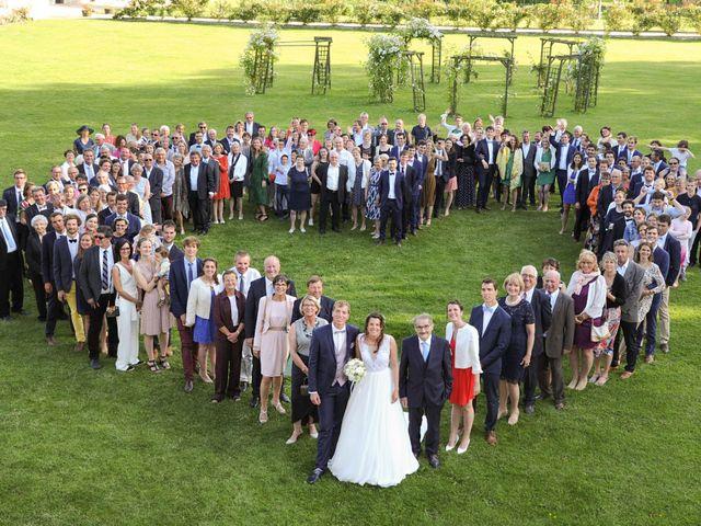 Le mariage de Grégoire et Julie à Allouville-Bellefosse, Seine-Maritime 18