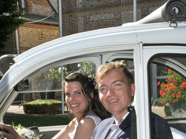 Le mariage de Grégoire et Julie à Allouville-Bellefosse, Seine-Maritime 25