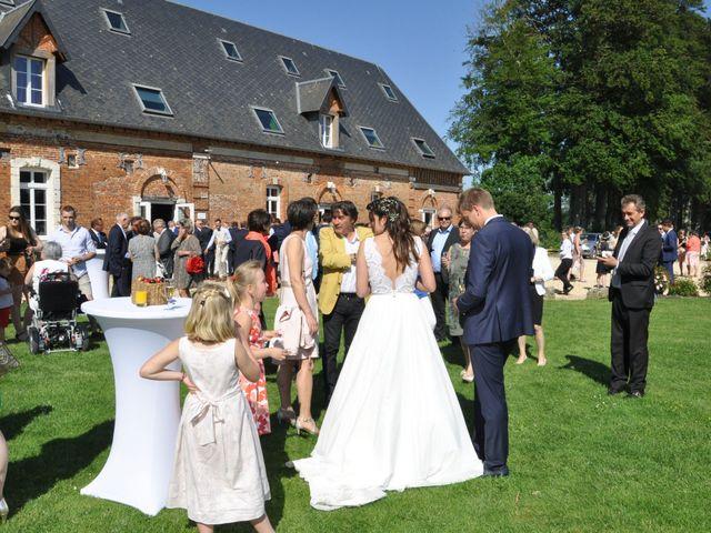 Le mariage de Grégoire et Julie à Allouville-Bellefosse, Seine-Maritime 26