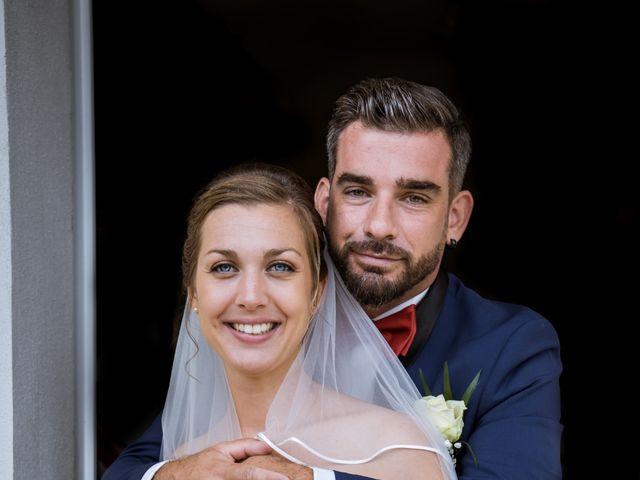 Le mariage de George et Charlène à Saint-Mammès, Seine-et-Marne 11