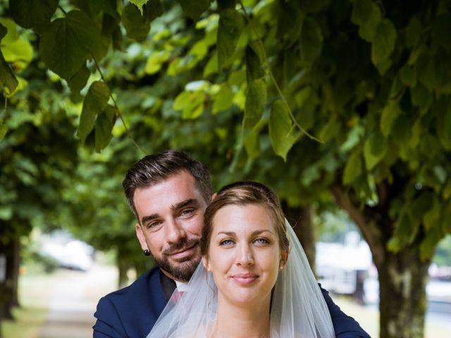 Le mariage de George et Charlène à Saint-Mammès, Seine-et-Marne 12