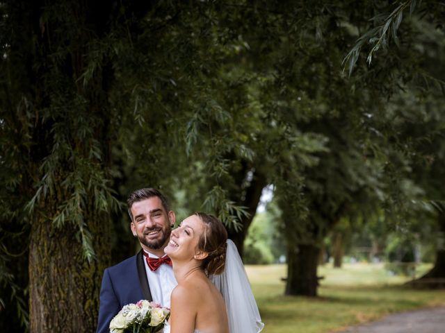 Le mariage de George et Charlène à Saint-Mammès, Seine-et-Marne 13