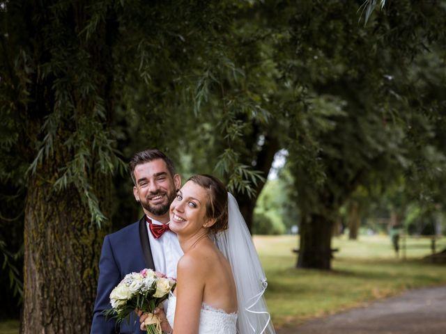 Le mariage de George et Charlène à Saint-Mammès, Seine-et-Marne 14