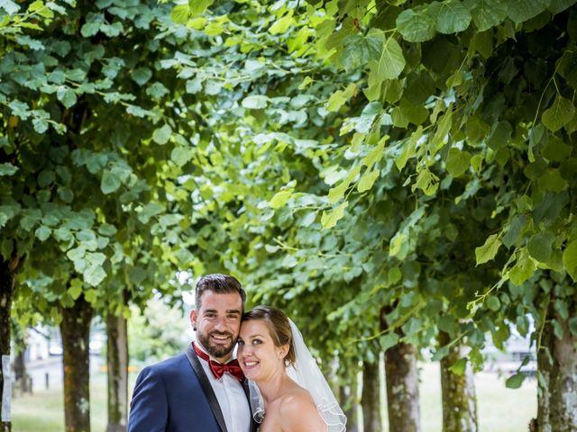 Le mariage de George et Charlène à Saint-Mammès, Seine-et-Marne 15