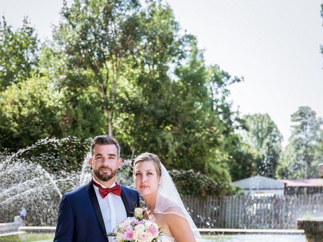 Le mariage de George et Charlène à Saint-Mammès, Seine-et-Marne 20