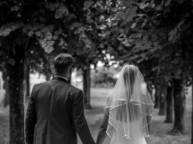 Le mariage de George et Charlène à Saint-Mammès, Seine-et-Marne 16