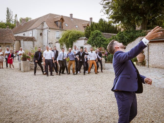 Le mariage de George et Charlène à Saint-Mammès, Seine-et-Marne 25
