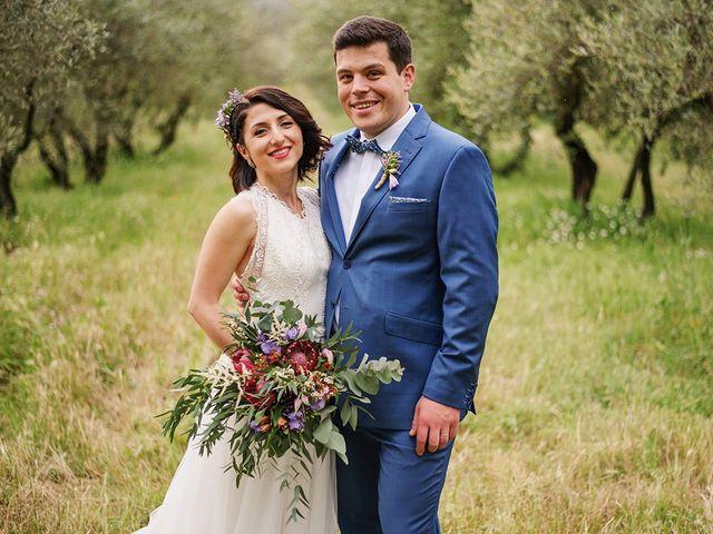 Le mariage de Aina et Fred