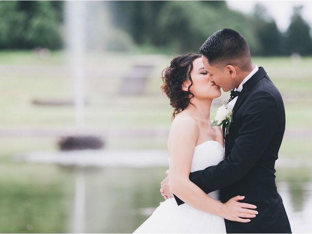 Le mariage de Lina et Dara