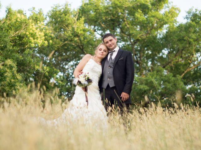 Le mariage de Angélique et Vincent