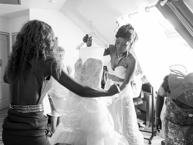 Le mariage de Fabrice et Mireille à La Ferté-Bernard, Sarthe 6