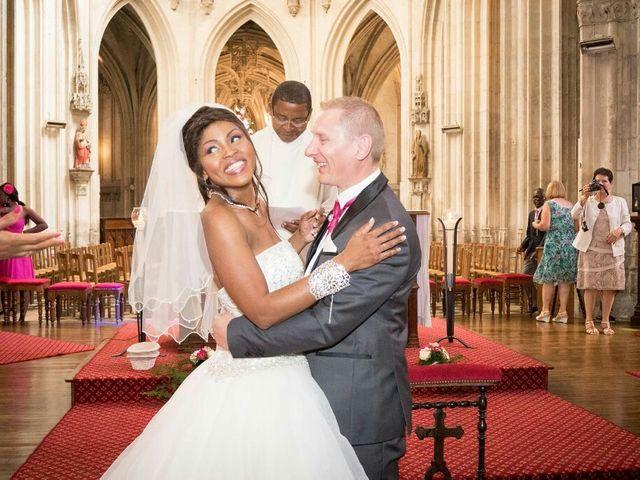 Le mariage de Mireille et Fabrice