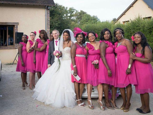 Le mariage de Fabrice et Mireille à La Ferté-Bernard, Sarthe 8