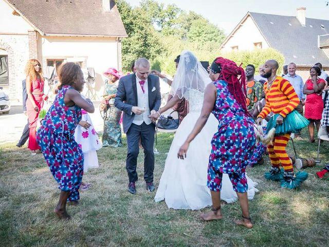 Le mariage de Fabrice et Mireille à La Ferté-Bernard, Sarthe 12