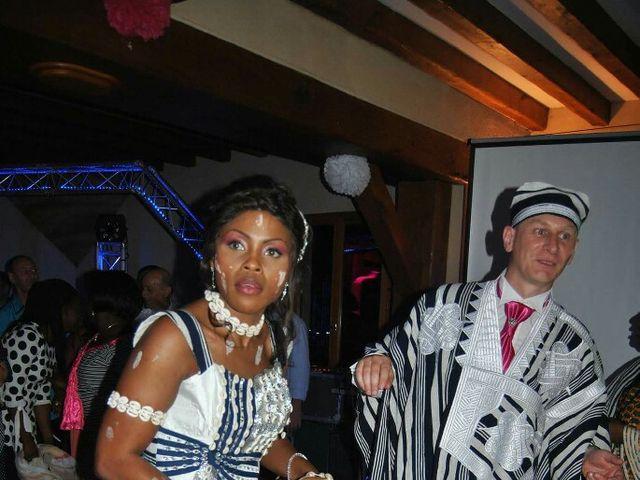 Le mariage de Fabrice et Mireille à La Ferté-Bernard, Sarthe 13