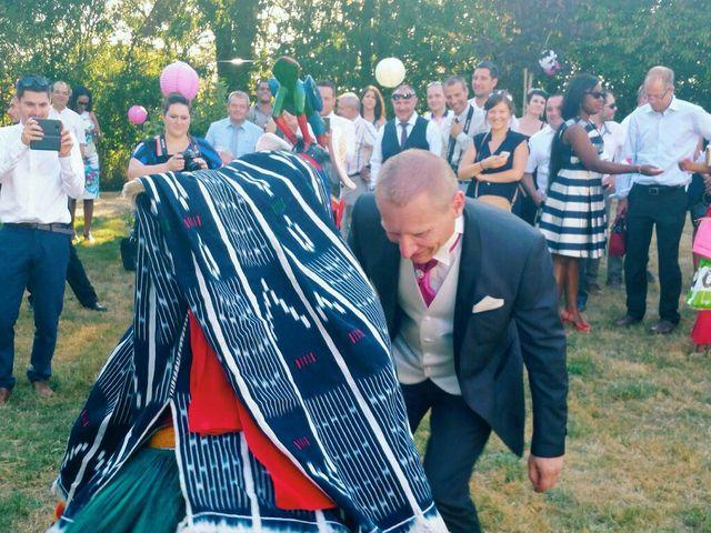 Le mariage de Fabrice et Mireille à La Ferté-Bernard, Sarthe 15