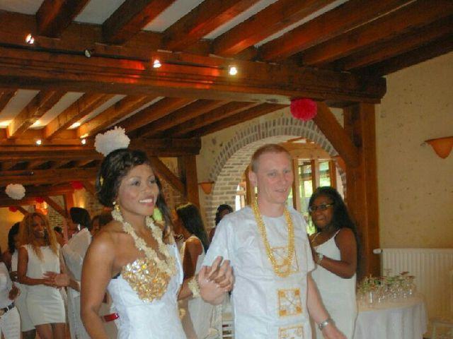 Le mariage de Fabrice et Mireille à La Ferté-Bernard, Sarthe 35