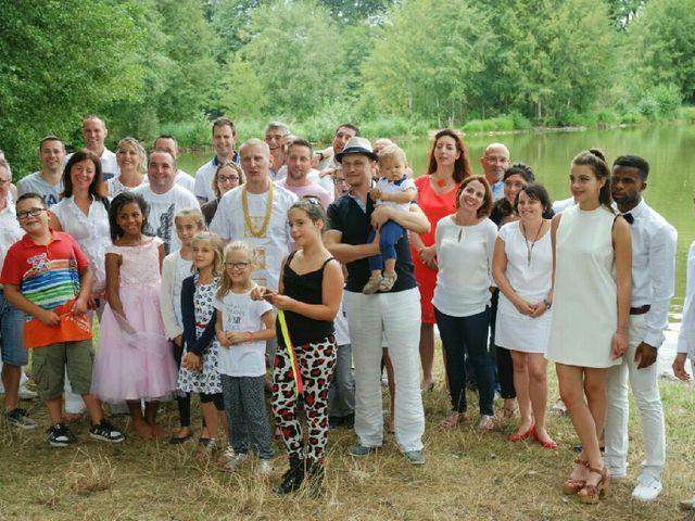 Le mariage de Fabrice et Mireille à La Ferté-Bernard, Sarthe 37