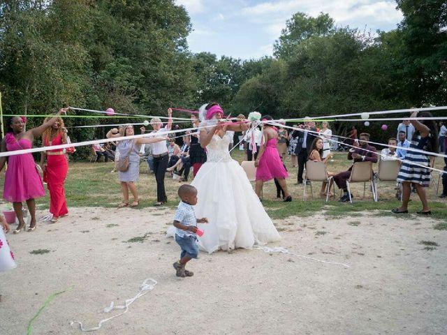 Le mariage de Fabrice et Mireille à La Ferté-Bernard, Sarthe 39