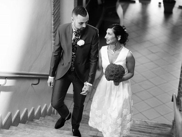 Le mariage de Romain et Amandine à Auterive, Haute-Garonne 9