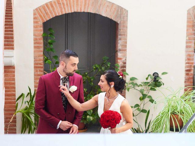 Le mariage de Romain et Amandine à Auterive, Haute-Garonne 10