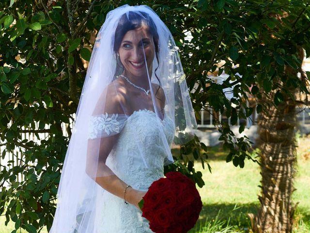 Le mariage de Romain et Amandine à Auterive, Haute-Garonne 16