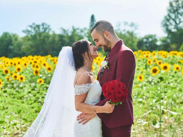 Le mariage de Romain et Amandine à Auterive, Haute-Garonne 20