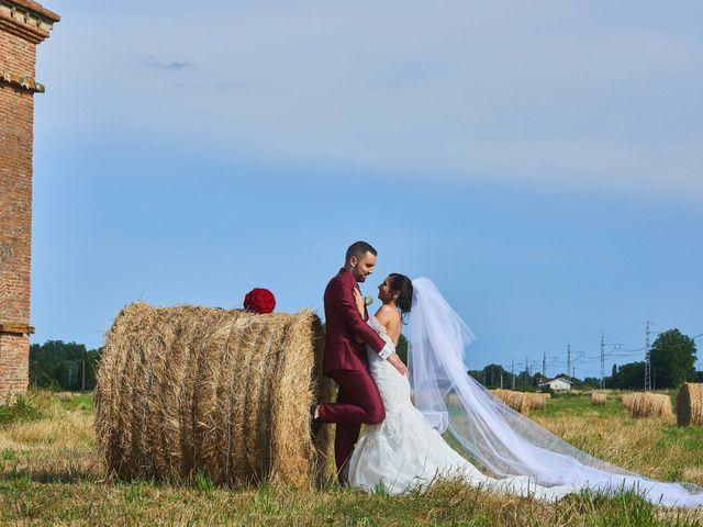 Le mariage de Romain et Amandine à Auterive, Haute-Garonne 23