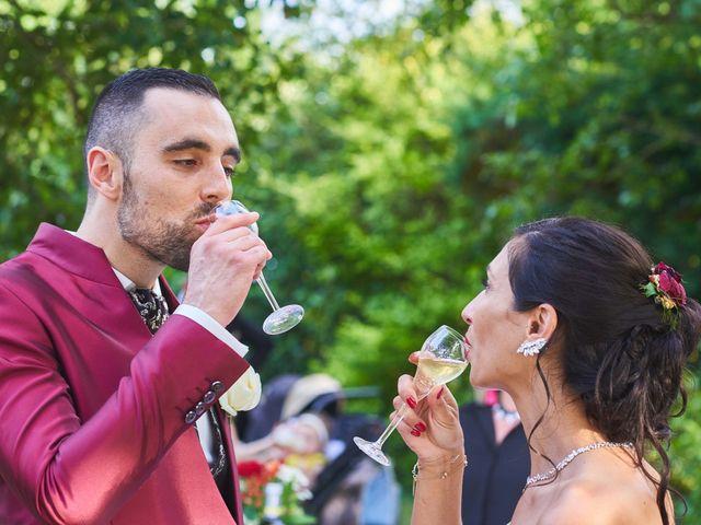 Le mariage de Romain et Amandine à Auterive, Haute-Garonne 26