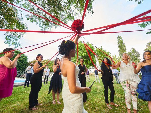 Le mariage de Romain et Amandine à Auterive, Haute-Garonne 27