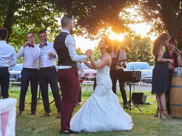 Le mariage de Romain et Amandine à Auterive, Haute-Garonne 29