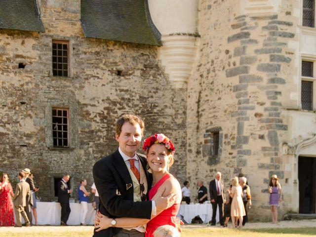 Le mariage de Jérôme et Marguerite à La Chapelle-Glain, Loire Atlantique 93