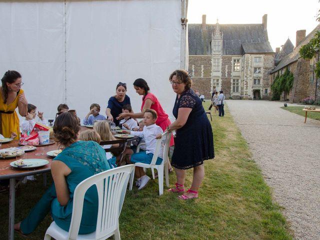 Le mariage de Jérôme et Marguerite à La Chapelle-Glain, Loire Atlantique 107