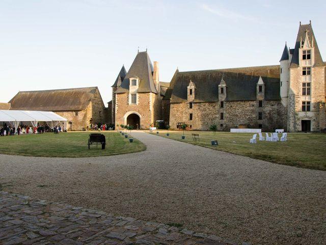 Le mariage de Jérôme et Marguerite à La Chapelle-Glain, Loire Atlantique 110