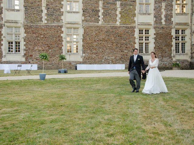 Le mariage de Jérôme et Marguerite à La Chapelle-Glain, Loire Atlantique 111