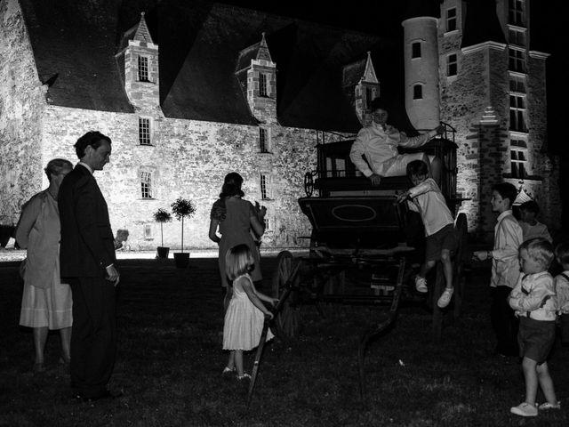 Le mariage de Jérôme et Marguerite à La Chapelle-Glain, Loire Atlantique 129