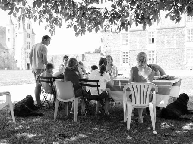Le mariage de Jérôme et Marguerite à La Chapelle-Glain, Loire Atlantique 21