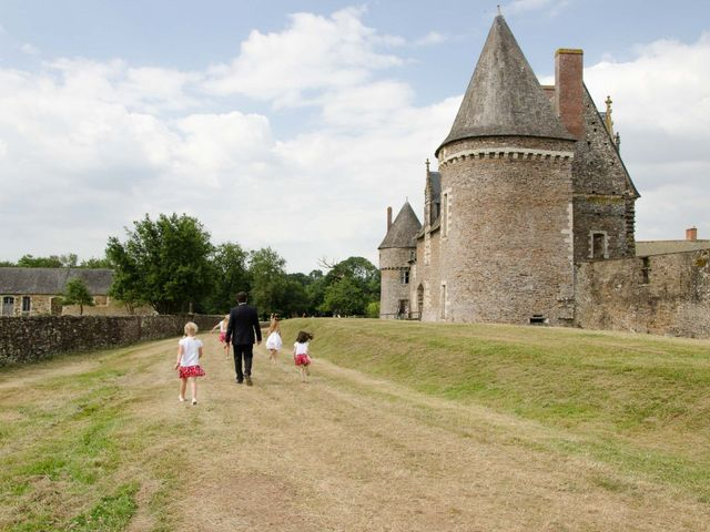 Le mariage de Jérôme et Marguerite à La Chapelle-Glain, Loire Atlantique 147