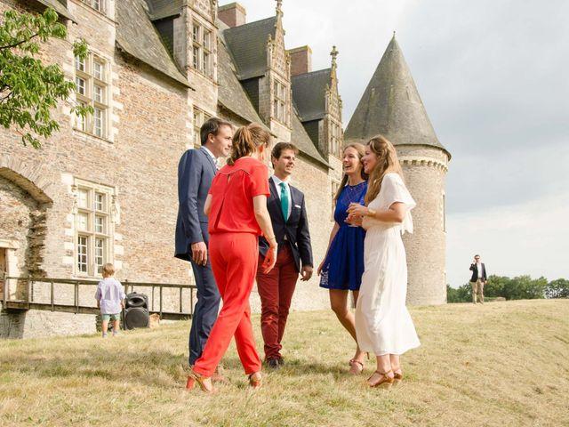 Le mariage de Jérôme et Marguerite à La Chapelle-Glain, Loire Atlantique 153