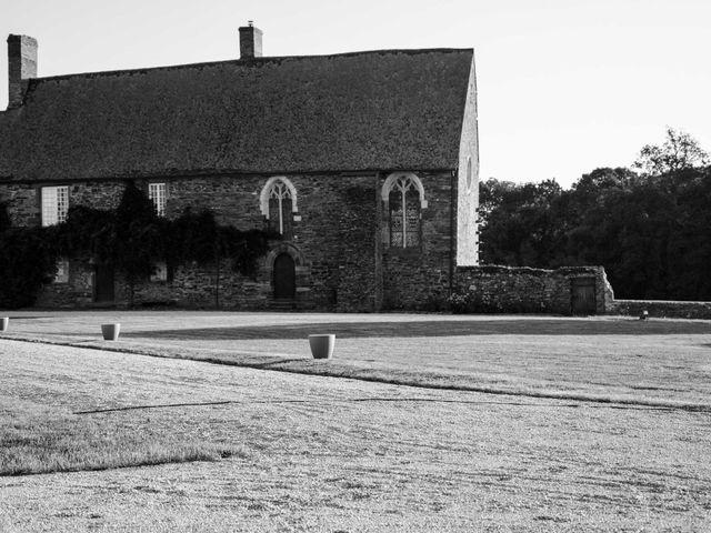 Le mariage de Jérôme et Marguerite à La Chapelle-Glain, Loire Atlantique 10