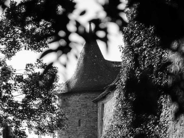 Le mariage de Jérôme et Marguerite à La Chapelle-Glain, Loire Atlantique 9