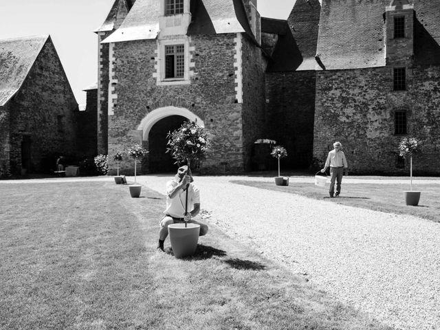Le mariage de Jérôme et Marguerite à La Chapelle-Glain, Loire Atlantique 28