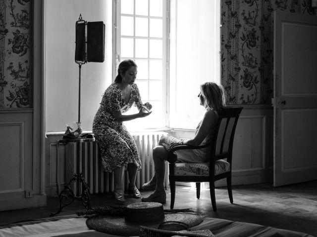 Le mariage de Jérôme et Marguerite à La Chapelle-Glain, Loire Atlantique 40