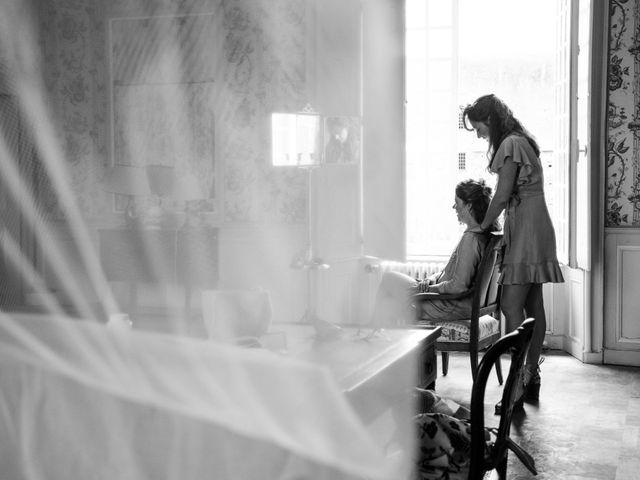 Le mariage de Jérôme et Marguerite à La Chapelle-Glain, Loire Atlantique 41