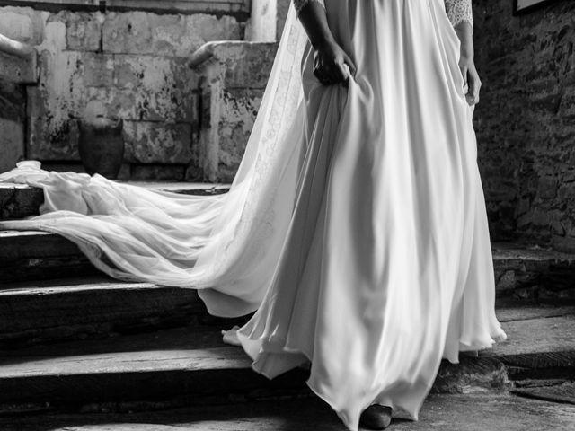 Le mariage de Jérôme et Marguerite à La Chapelle-Glain, Loire Atlantique 44