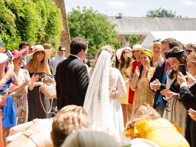 Le mariage de Jérôme et Marguerite à La Chapelle-Glain, Loire Atlantique 45