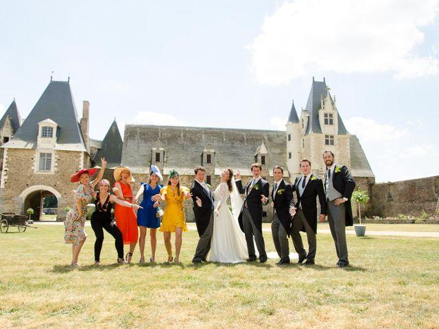 Le mariage de Jérôme et Marguerite à La Chapelle-Glain, Loire Atlantique 50