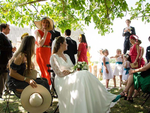 Le mariage de Jérôme et Marguerite à La Chapelle-Glain, Loire Atlantique 47