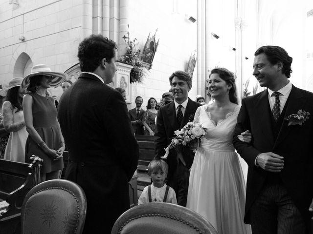 Le mariage de Jérôme et Marguerite à La Chapelle-Glain, Loire Atlantique 55